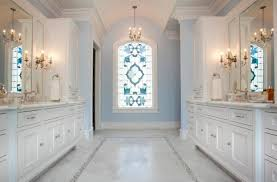 Modern Powder Room Sinks Marble Powder Room Powder Room Traditional With Wall Sconces