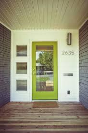 modern door mat front doors cute mid century modern front door ideas mid century