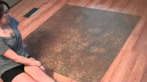 Difference Between Vinyl And Laminate Flooring Concrete Look Luxury Vinyl Tile Lvt Youtube