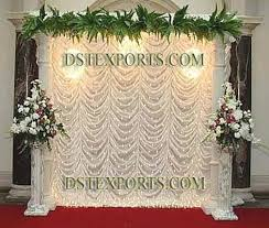 wedding backdrop manufacturers uk wedding curtain backdrops lighted mandap backdrop exporter from