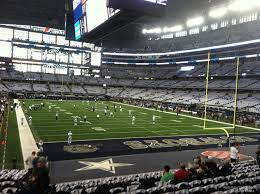 Dallas Cowboys Stadium Map by At U0026t Stadium Section 150 Dallas Cowboys Rateyourseats Com