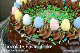 Easter Cake Decorations Recipes by Chocolate Easter Cake Ideas U2013 Happy Easter 2017