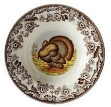 spode woodland bird dinnerware horchow entertain tablescapes