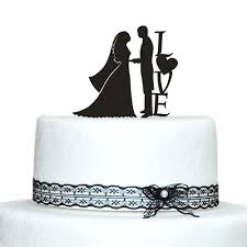 Unique Wedding Cake Toppers I Love