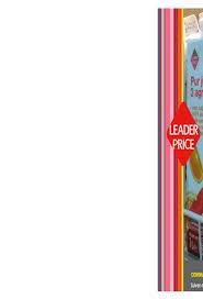 siege social leader price leader price madagascar