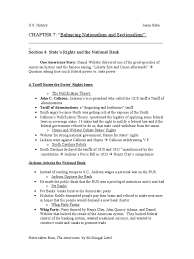 chapter 7 section 4 state u0027s rights and the national bank states