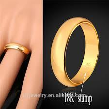 aliexpress buy u7 classic fashion wedding band rings china st finger ring china st finger ring manufacturers and
