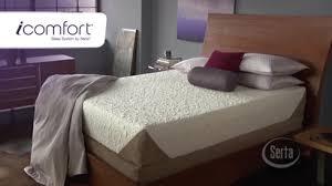Serta Comfort Mattress A Cool And Comfortable Night U0027s Sleep With Redesigned Icomfort