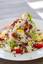 Best Salad Recipes The Best Wedge Salad Recipe Ever Lauren U0027s Latest