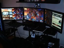 innovative deskography photo of brent jansmas desk ultimate