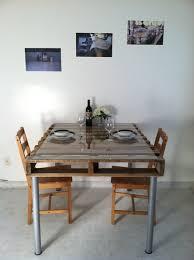 fabriquer une table bar de cuisine table de cuisine en palette cheap fabriquer un lot de cuisine