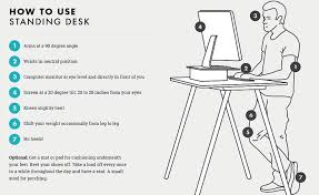 Benefits Of Standing Desk by To Stand Or Not To Stand The Benefits Of Switching To A Standing