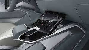 Audi E Tron Interior Audi Unveils New E Tron Sportback With 300 Miles Of Range