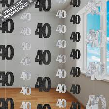 Home Party Decor Best 25 40th Birthday Decorations Ideas On Pinterest 40