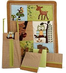 Forest Bedding Sets Lambs 5 Bedding Set Enchanted Forest