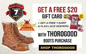 best black friday boots deals thorogood black friday sale 2016
