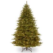 7ft most advanced pre lit smokey mountain fir feel real artificial