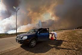 Alberta Wildfire Job Application by Stocks Close Narrowly Mixed Street Awaits Jobs Friday