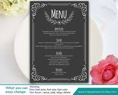 diy printable wedding place card template instant download