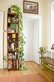 Bookcase Tall Narrow Side Table Tall Skinny Side Table How To Upgrade Your Boring