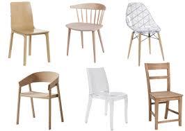 chaises table manger je veux des chaises de table dépareillées joli place