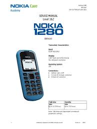 schematic 1280 so do nokia 1 pdf electrostatic discharge