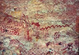 conservationists are studying and preserving indian rock art