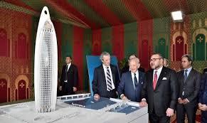 adresse siege bmce casablanca va construire une tour de 45 étages à rabat