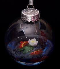 koi pond ornament eb ornaments
