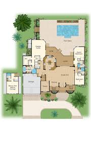 family homes plans florida home designs floor plans floor plan friday luxury 4