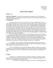 persuasive speech outline motola peters coms 2300 persuasive