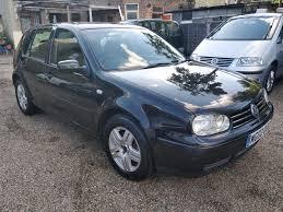 used volkswagen golf gt 1 9 cars for sale motors co uk