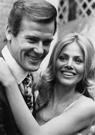 Roger Moore by Roger Moore Dies Bond Girls Britt Ekland Barbara Bach Mourn Actor