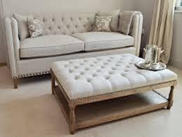 sofa gray ottoman storage ottoman round leather ottoman round