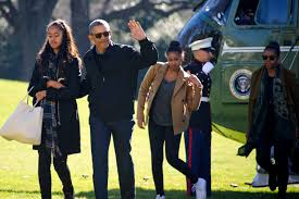 obama family won u0027t waste any time leaving after inauguration new