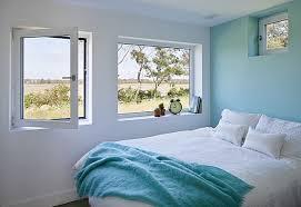 couleur bleu chambre chambre adulte avec des couleurs relaxantes
