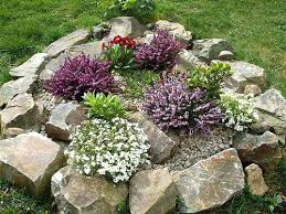 building a rockery garden crevice garden diy rock garden wall