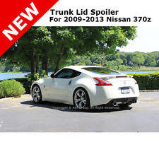 spoilers u0026 wings for nissan 370z ebay