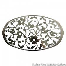 challah plates challah tray lasercut stainless steel with glass kolbo
