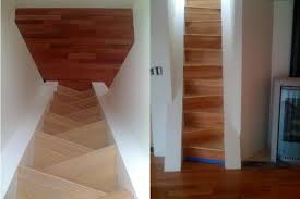 Space Saving Stairs Design Space Saving Staircase Design Interior Furniture Innovative Space