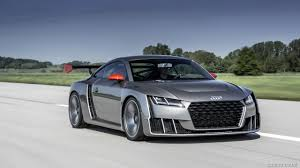 audi modified 2015 audi tt clubsport turbo concept front hd wallpaper 1