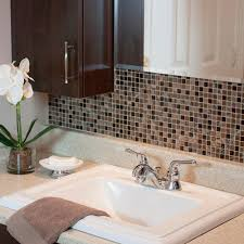 bathroom cabinet stick on mirror tiles bathroom style home