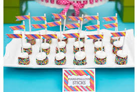kids party ideas girl party