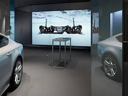 audi digital showroom audi city london