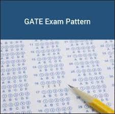 pattern of gate exam gate exam pattern cut off marks daily bugle