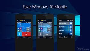 windows 10 themes for nokia asha 210 windows 10 mobile theme s40 240x320 s406th s405th