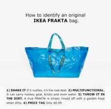 membuat iklan tas ketika rumah mode prancis terinspirasi tas ikea womantalk