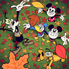 mickey mouse home facebook