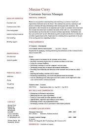 How To Make Job Resume Manager Skills Resume Berathen Com