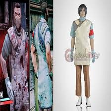Borderlands 2 Halloween Costumes Custom Maden Borderlands 2 Dr Zed Cosplay Costume Men U0027s
